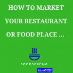 howto market your restaurant