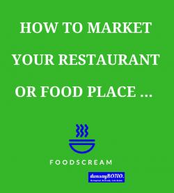 market your restaurant