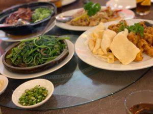 Taiping food dishes menu ordering