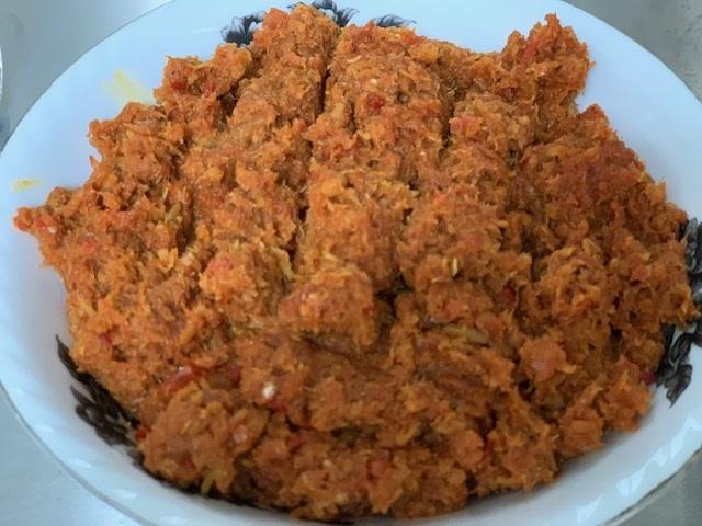 Hae Bee Hiam (Spicy Dried Shrimp)
