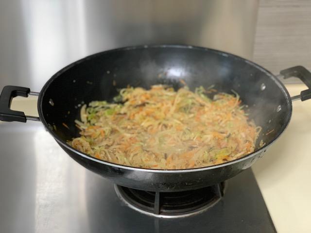 How to cook Jiu Hu Char