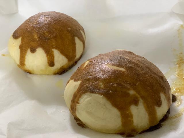 Coffee Buns (Roti Boy Style)