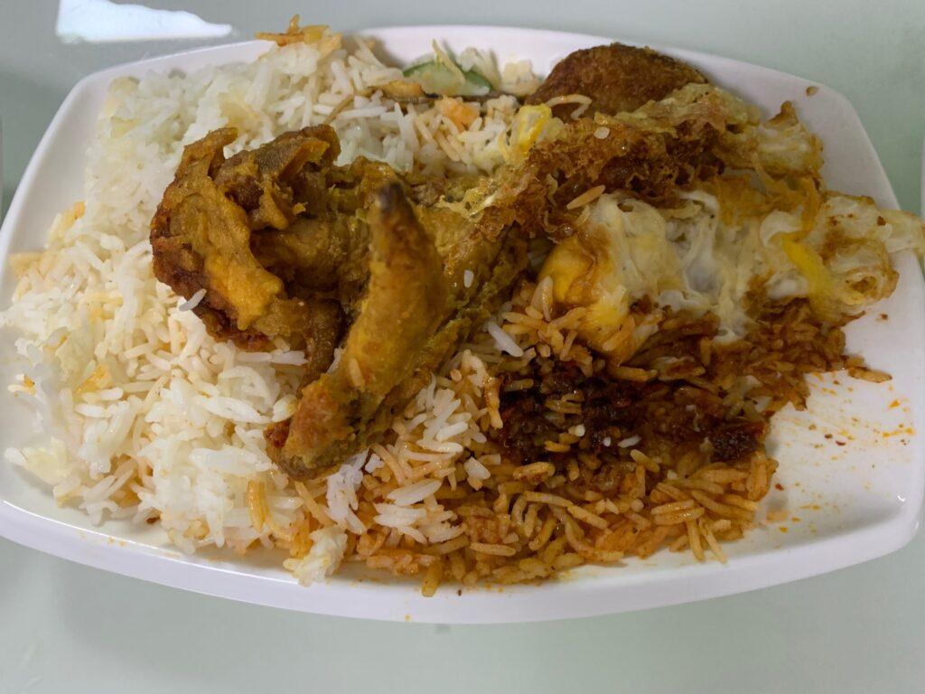 International Muslim Nasi Lemak
